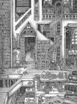 Die Nachtbibliothek