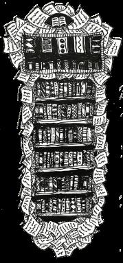 Bücherwurm (2)