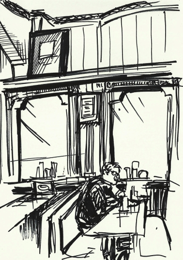 Glasgow University Café